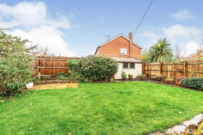 Garden of Frances Avenue, Warwick, Warwickshire CV34