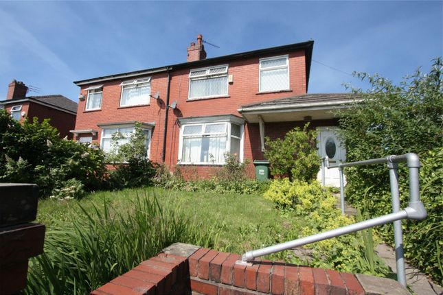 Thumbnail Semi-detached house to rent in 264 Buckley Lane, Farnworth, Bolton, Lancashire