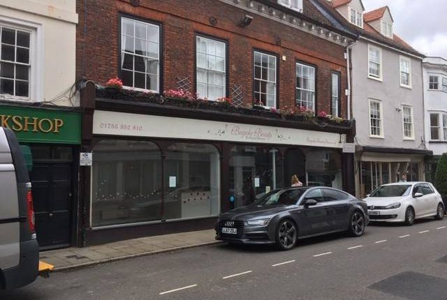 Thumbnail Retail premises to let in 89-90 High Street, Eton