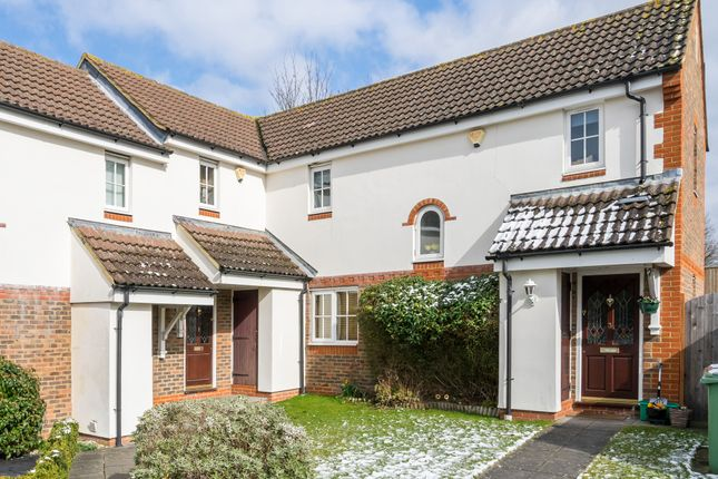 Thumbnail Terraced house for sale in Osprey Close, Sutton