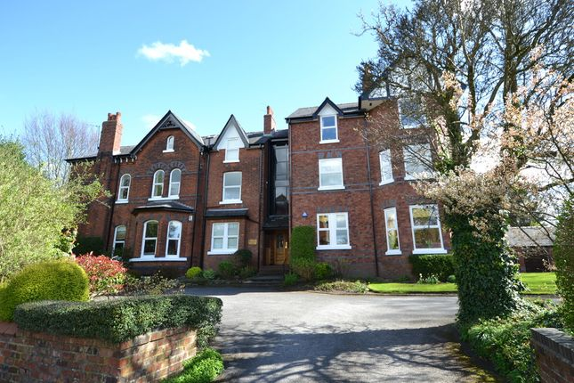 Thumbnail Flat for sale in Kennerleys Lane, Wilmslow