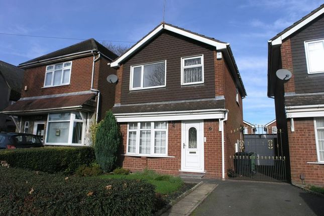 Thumbnail Detached house to rent in Bilston Street, Sedgley, Dudley