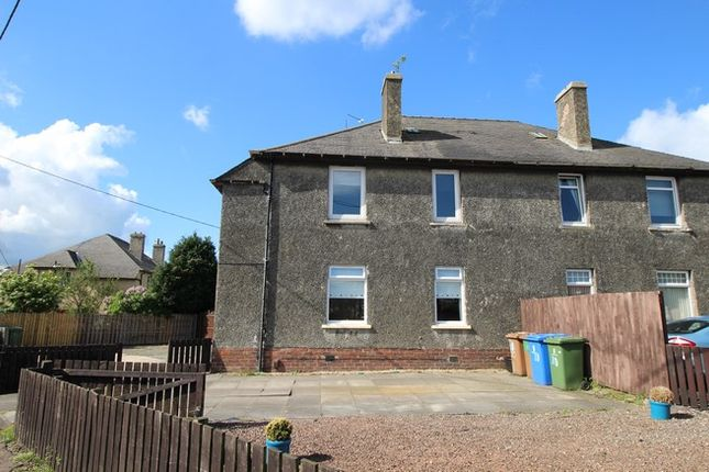 Thumbnail Flat for sale in 30 Cadzow Avenue, Bo'ness