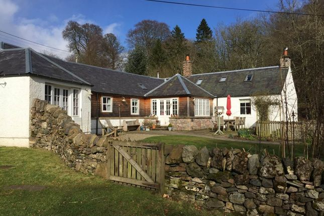 Thumbnail Detached house to rent in Mill Of Fyall Cottage, Alyth, Blairgowrie