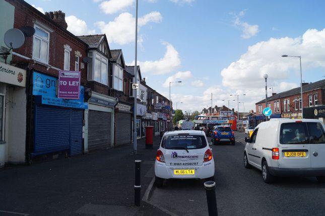 Thumbnail Retail premises to let in Gorton Road, Reddish, Stockport