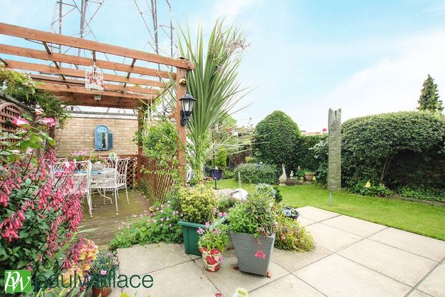 Rear Garden of Perrysfield Road, Cheshunt, Waltham Cross EN8