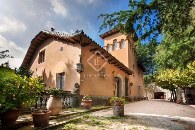 Thumbnail Villa for sale in Spain, Barcelona North Coast (Maresme), Arenys De Munt, Mrs4199