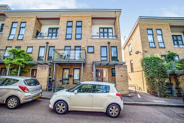 Thumbnail End terrace house for sale in Waterstone Way, Greenhithe, Kent