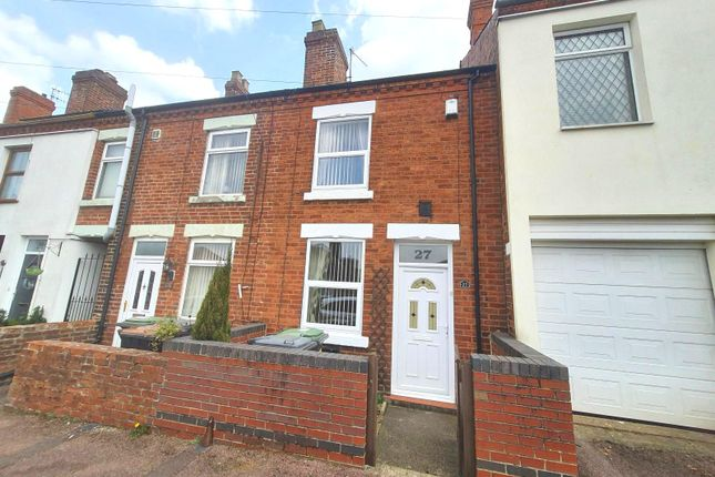 Thumbnail Terraced house to rent in Kimberley, Nottingham