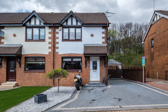 2 bed semi-detached house for sale in Achnasheen Road, Airdrie ML6