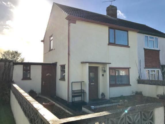 2 bed semi-detached house for sale in Torpoint, Cornwall