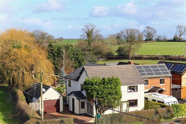 Thumbnail Detached house for sale in School Lane, St. Martins, Oswestry