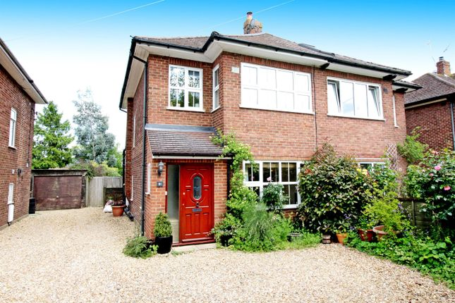 3 bed semi-detached house for sale in Worlds End Lane, Weston Turville, Aylesbury