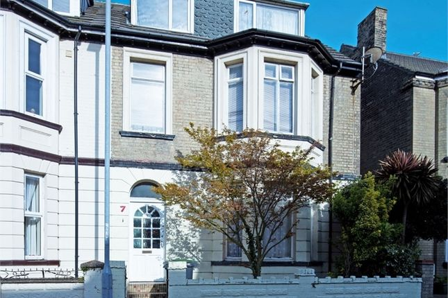 Thumbnail End terrace house for sale in Nelson Road South, Great Yarmouth, Norfolk