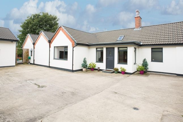 Thumbnail Bungalow for sale in The Coach House, Howey Lane, Frodsham, Cheshire