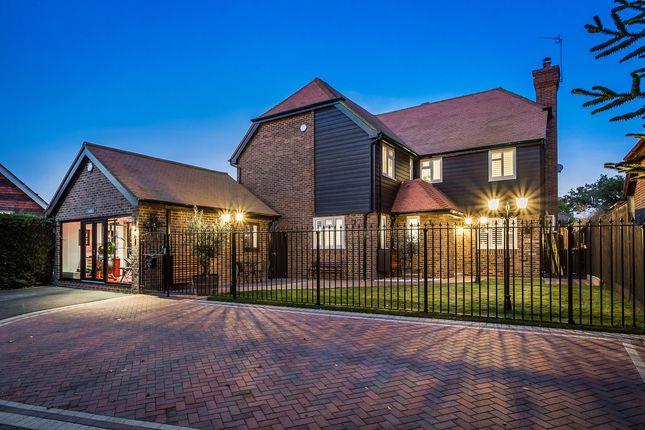 Thumbnail Detached house for sale in Marsh Green Road, Marsh Green Edenbridge