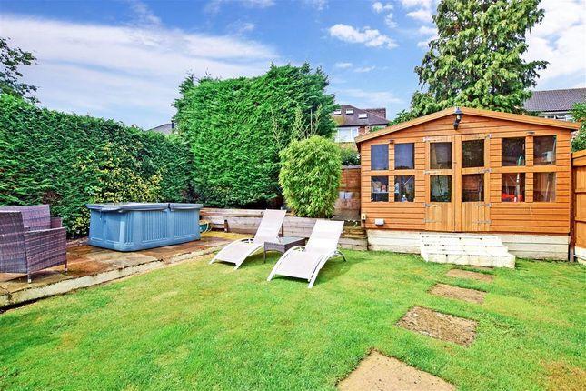 Rear Garden of Kingston Road, Leatherhead, Surrey KT22
