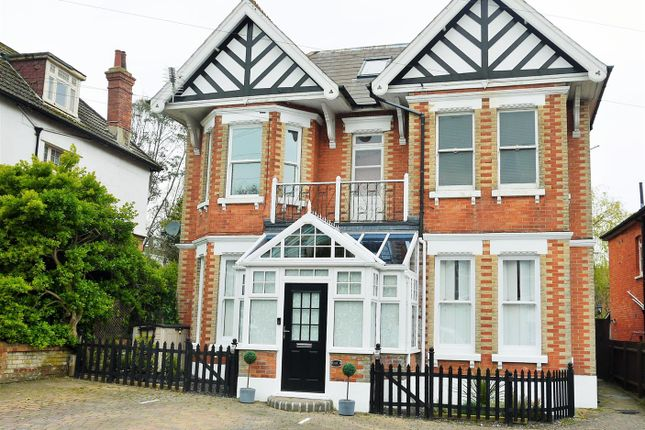 Thumbnail Flat for sale in Irving Road, Southbourne, Bournemouth