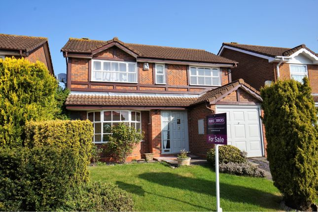 Thumbnail Detached house for sale in Broadmeadow Lane, Stratford-Upon-Avon