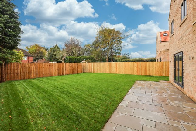 Garden - Plot 2 of Wales Road, Kiveton Park, Sheffield S26