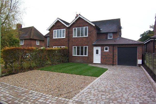 Thumbnail Semi-detached house to rent in Orchard Green, Alderley Edge, Cheshire