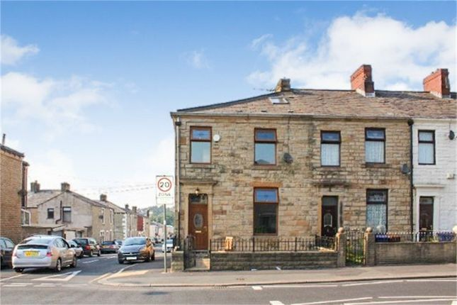 Thumbnail End terrace house for sale in Blackburn Road, Accrington, Lancashire