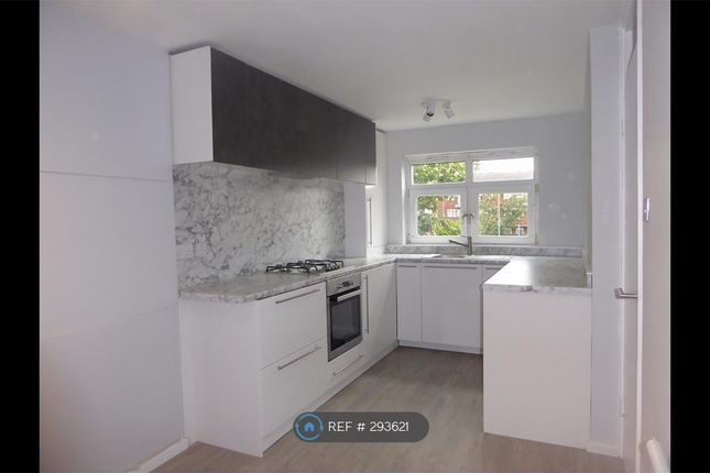 Thumbnail Maisonette to rent in Knights Close, London