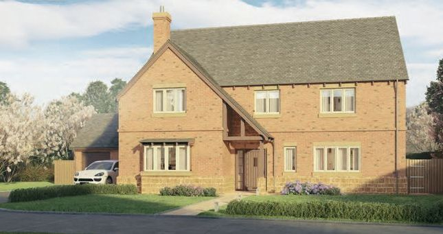 Thumbnail Detached house for sale in Whatcote Road, Oxhill, Warwick