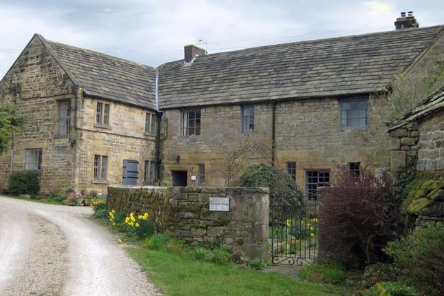 Thumbnail Farmhouse for sale in Manor Farm, Dethick, Matlock