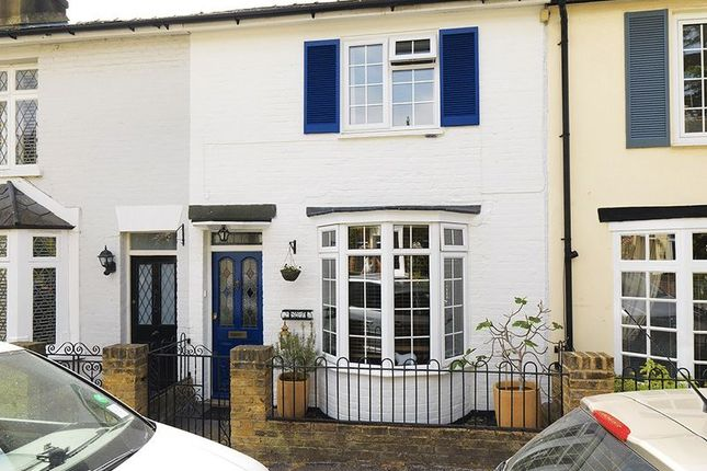 2 bed terraced house for sale in Park Road, Esher