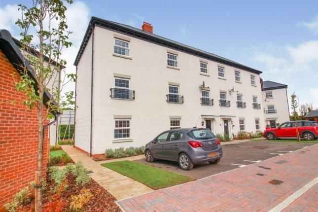 Thumbnail Flat for sale in Warwick Gates, Harbury Lane, Warwick