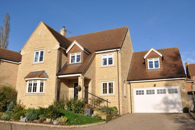 Thumbnail Detached house to rent in Mill Lane, Westbury, Brackley