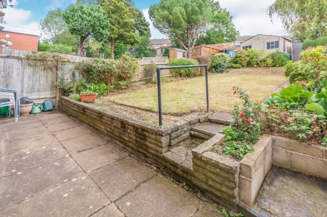 Garden of Kernthorpe Road, Birmingham, West Midlands B14