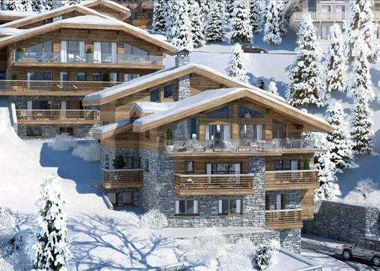 Thumbnail Detached house for sale in Courchevel, 73120 Saint-Bon-Tarentaise, France