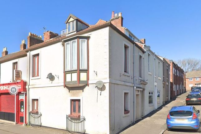 1 bed flat for sale in Spencer Street, North Shields NE29