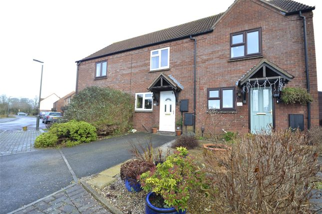 Thumbnail Terraced house to rent in Meadow Lea, Bishops Cleeve