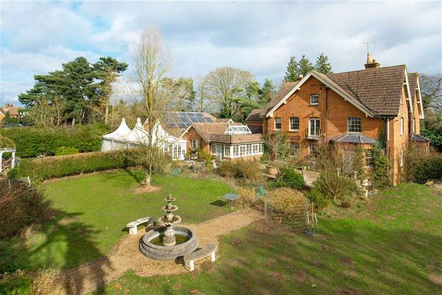 Thumbnail Detached house for sale in Mill Green Lane, Mill Green, Hertfordshire