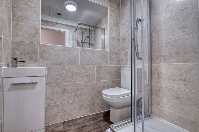 Shower Room of Unicorn Hill, Church Green West, Redditch B97