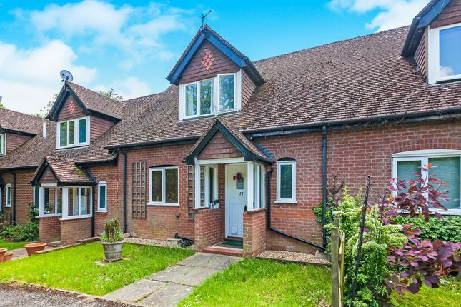 Thumbnail Terraced house for sale in Horsehill, Norwood Hill, Horley