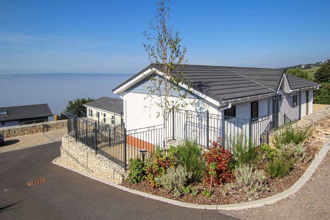Thumbnail Mobile/park home for sale in Coast Road, Walton Bay, Clevedon