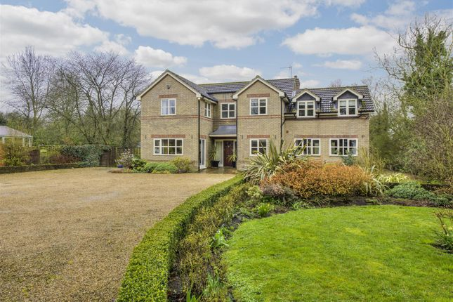 6 bed detached house for sale in Ramsey Road, Kings Ripton, Huntingdon