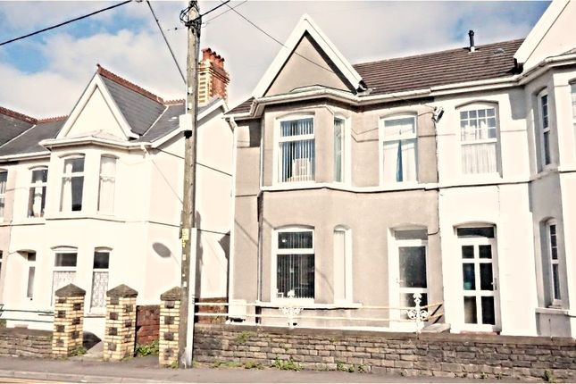 3 bed semi-detached house for sale in Alexandra Road, Gorseinon