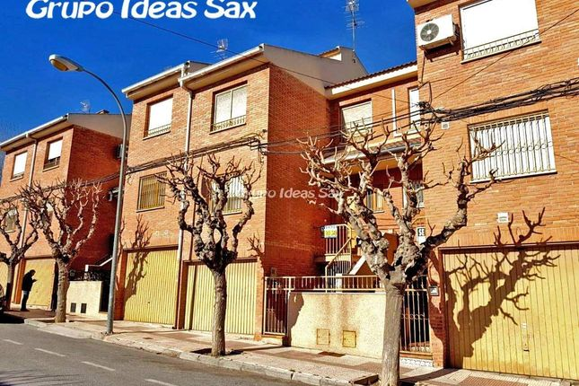 Terraced house for sale in Sax, Alicante, Spain