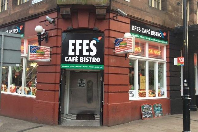 Thumbnail Restaurant/cafe for sale in 27-29 Cowgate, Dundee