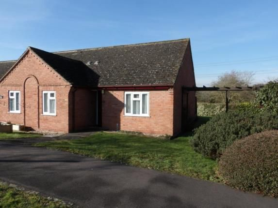Thumbnail Bungalow for sale in Wallis Close, Thurcaston, Leicester, Leicestershire