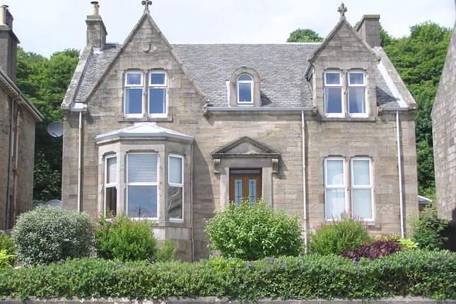 Thumbnail Flat for sale in West Bay Road, Millport, Isle Of Cumbrae