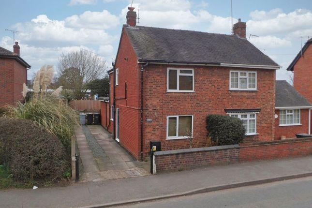 Thumbnail Semi-detached house for sale in Crewe Road, Shavington, Cheshire