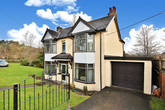 Thumbnail Detached house for sale in Maesderwen Road, Pontymoile, Pontypool