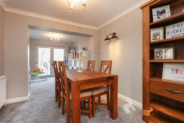 Dining Room of Moorland View Road, Walton, Chesterfield S40