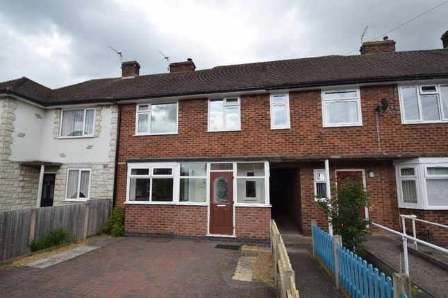 Thumbnail Terraced house to rent in Victoria Park, Newport